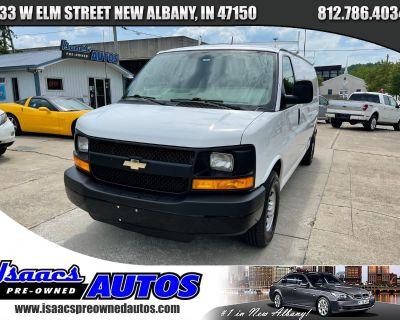 "Used 2014 Chevrolet Express Cargo Van RWD 2500 155"""