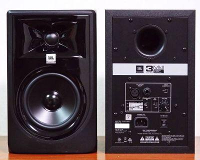 FS: (Home & Studio) BNIB Pair JBL 306P MK II Powered Active Studio Monitors! $265 + S&H, Reference SQ System! PRICE DROP $245!