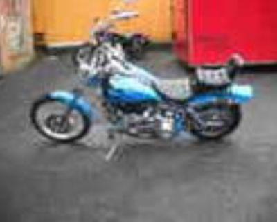 1998 Harley Davidson Fxwg Shovelhead Chopper Custom Built