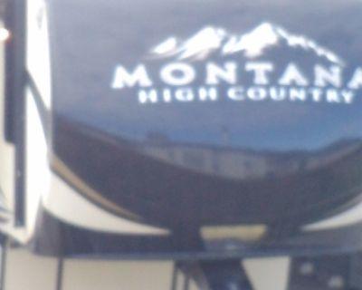 2017 Keystone Montana High Country 345RL Fifth Wheel RV King Bed 345RL