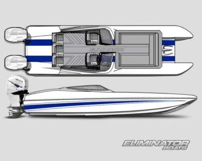 2022 Eliminator 27' Speedster