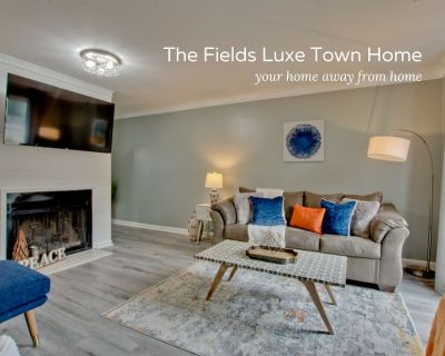 The Fields Luxe Town Home - Huntsville