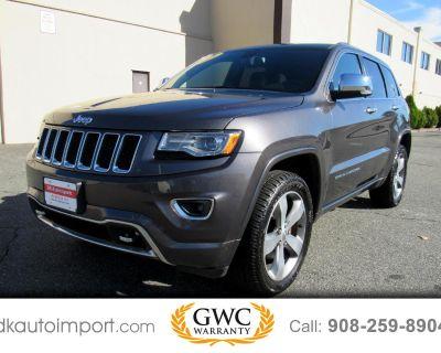 Used 2015 Jeep Grand Cherokee Overland 4WD