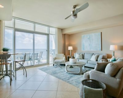 New Rental! Gorgeous, redecorated, beach front 3/3.5 at Turquoise Place!! - Orange Beach