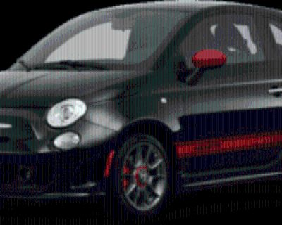 2013 FIAT 500 Turbo Hatch