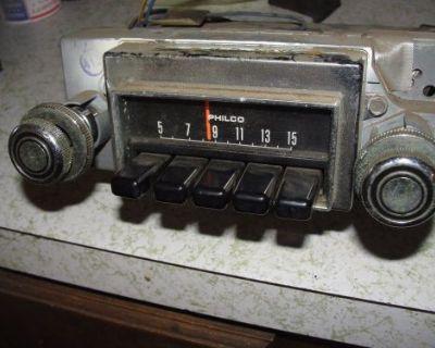1969 Mercury Cyclone Am Radio Speaker Works!! Cobra Spoiler Gt Torino