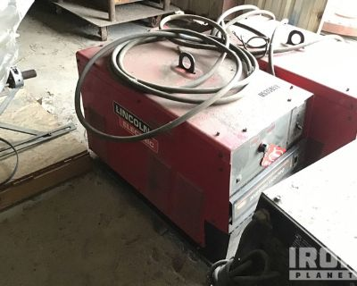 2009 Lincoln Electric V450 Pro Electric Welder