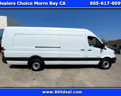 Used 2016 Mercedes-Benz Sprinter High Roof Extended w/170 WB Van 3D