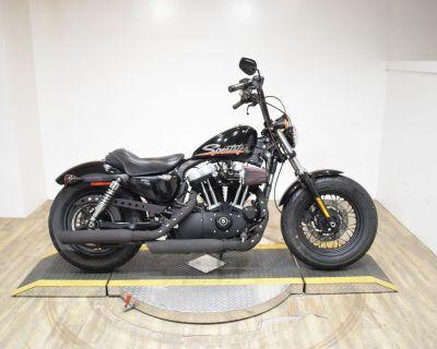 2010 Harley-Davidson Sportster Forty-Eight Cruiser Wauconda, IL