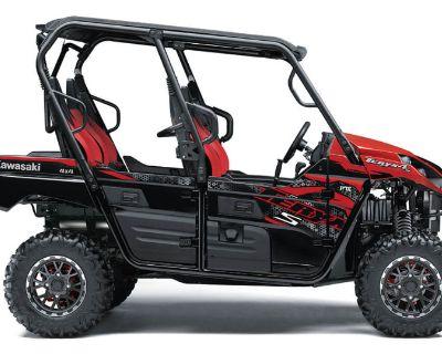 2022 Kawasaki Teryx4 S LE Utility Sport Kaukauna, WI