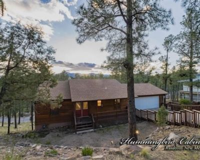 High Breeze: 'It's a Breeze to getaway' With hot tub. - Ruidoso