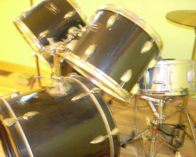 DRUMS, FULL HAND Picked Set...