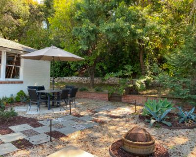 Modern Brick Home, Pasadena, CA
