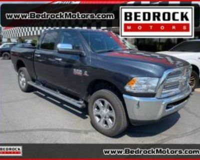 "2018 Ram 2500 Big Horn Crew Cab 6'4"" Box 4WD"