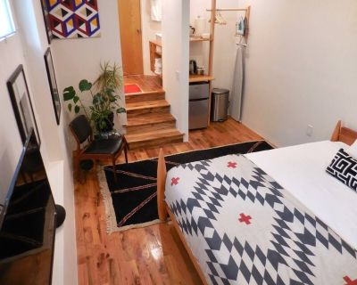 Danish Modern Luxury Spa Junior Suite - Albuquerque