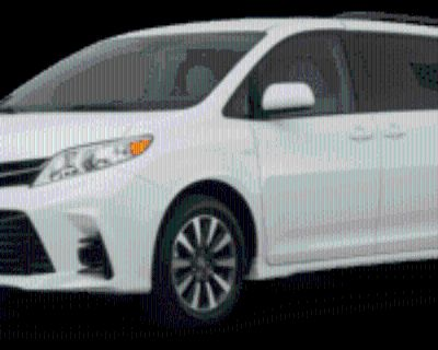 2019 Toyota Sienna LE 7-Passenger AWD