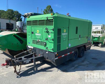 Doosan Mobile Air Compressor