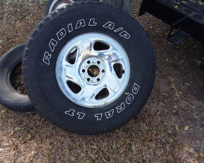 Dodge durango wheel