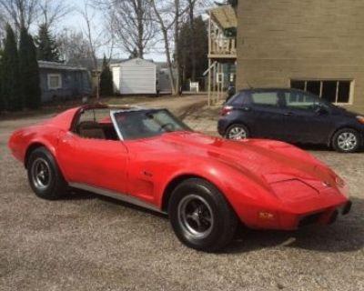 1975 Chevrolet Corvette Stingray T-Top