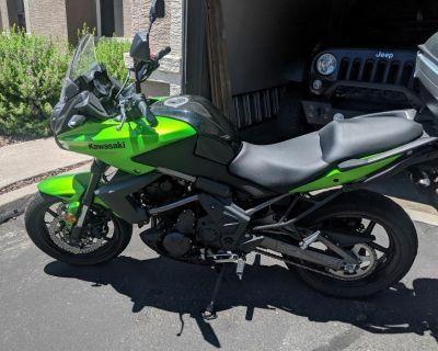2014 Kawasaki VERSYS 650 ABS