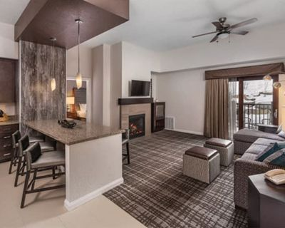 Ski-In Ski-Out 3-Bedroom Luxury Condo at Park City Canyons - Park City