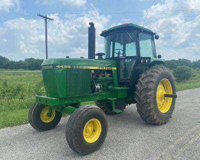 4450 John Deere Tractor w/Cab