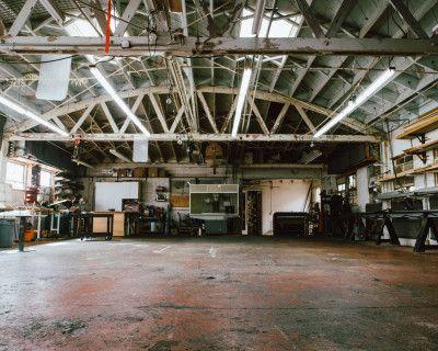 Industrial Open Space, Venice, CA