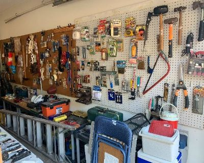 Tool/Utility Treasure Trove by MISS ESTATE SALES