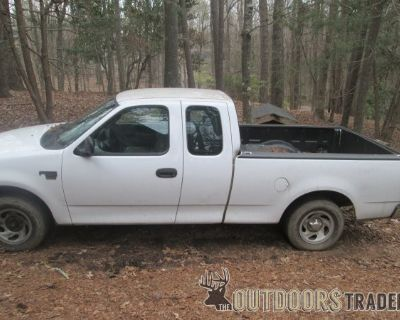 FS/FT 2004 Ford F-150 Legacy work truck cheap