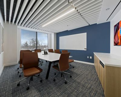 Breakout Meeting Room, Chevy Chase, MD