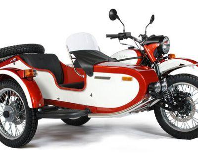 2021 Ural Motorcycles Gear Up 2WD Wekender SE Cruiser Edwardsville, IL