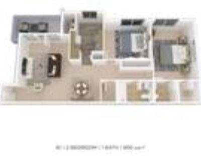 Stoneridge at Mark Center Apartment Homes - 2 Bedroom 1.5 Bath