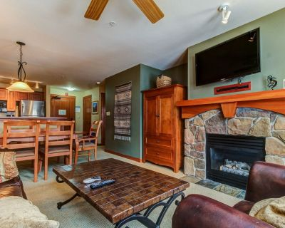 Wonderful ski-in/ski-out condo with access to Club Solitude's pool & hot tub! - Salt Lake Mountain Resorts