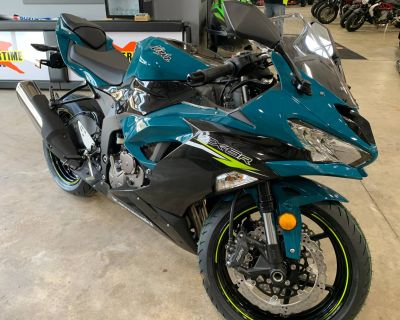 2021 Kawasaki Ninja ZX-6R Supersport Belvidere, IL
