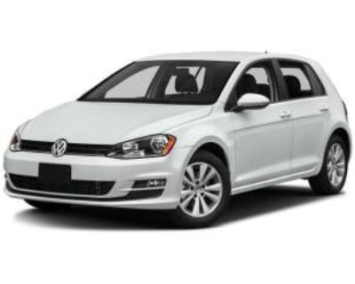 2016 Volkswagen Golf TSI S 4-door Hatchback Auto