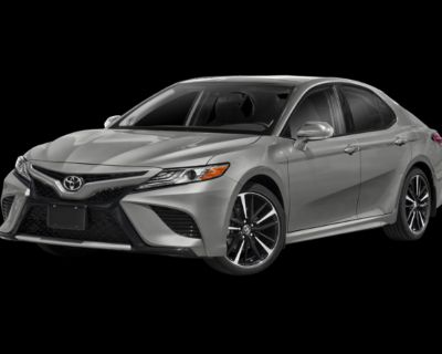 Pre-Owned 2019 Toyota Camry L FWD 4D Sedan