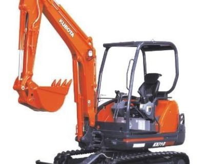 Other Mini Excavators (3 ton)