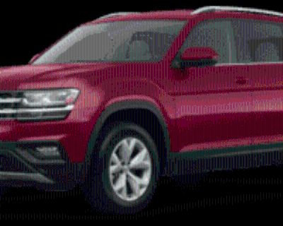 2019 Volkswagen Atlas V6 SE 3.6L FWD