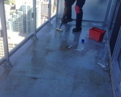 All of Our Balcony Cleaning Workers are Fully Vaccinated