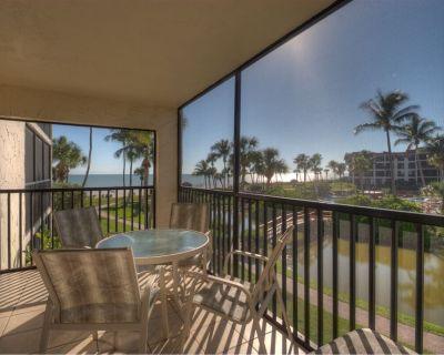 Pointe Santo E22: Amazing Gulf Views, Remodeled Bathrooms & Great Location! - Sanibel