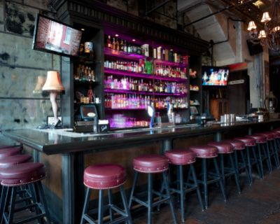 Restaurant & Bar with Lounge, Outdoor Patio, Projector, Los Angeles, CA