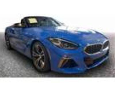 2020 BMW Z4 Blue, 2252 miles