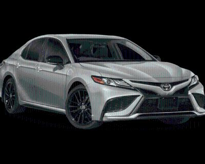 New 2022 Toyota Camry XSE Front Wheel Drive 4
