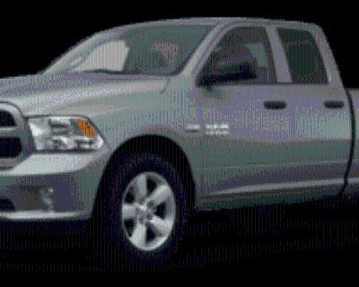 "2012 Ram 1500 SLT Regular Cab 8'2"" Box 4WD"