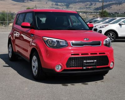 Pre-Owned 2015 Kia SOUL LX! BEAUTY UNIT! 4 BRAND NEW TIRES! BLUETOOTH! NO ACCIDENTS! GREAT CONDITION!