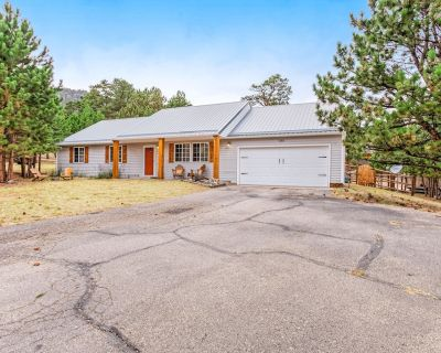 Cozy home in peaceful neighborhood - one mile from downtown - Estes Park