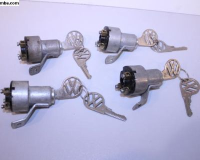 NOS 1958-59 Bug Ignition Switches