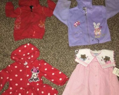 Girl clothes size 2T & 3T!