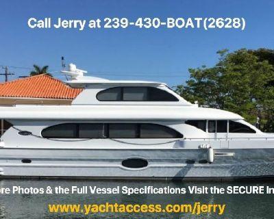 2012, 91 TARRAB 91 Tri Deck Motor Yacht For Sale
