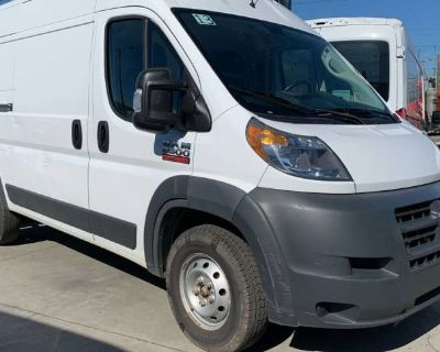 2018 Ram ProMaster Cargo Van 2500